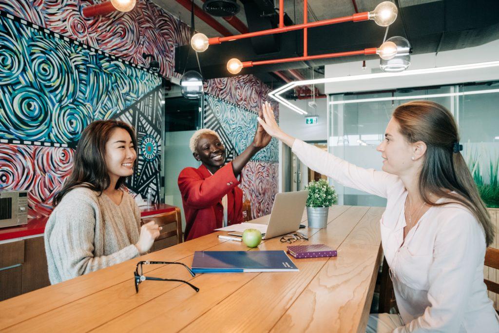 Le bureau de demain - région ile de france, Orange, Engie GBS staffing - Dynamic Workplace