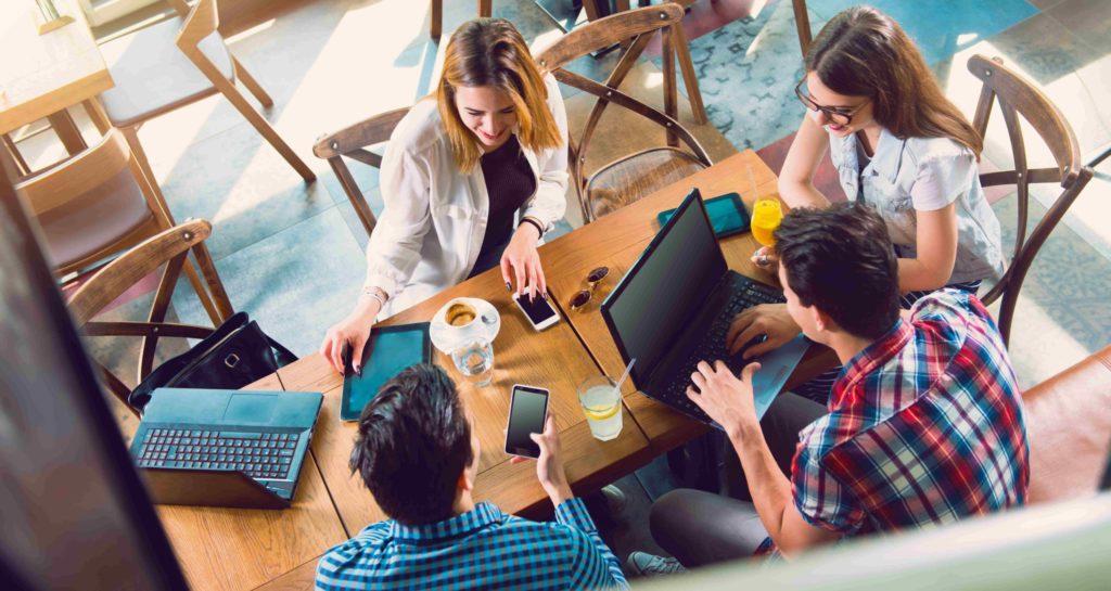 Bureaux hybrides : comment animer sa communauté de collaborateurs ?
