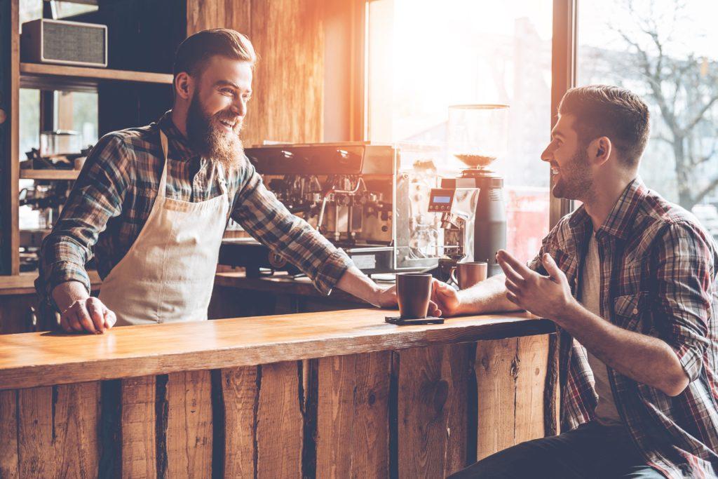 Le café-coworking de Dynamic Workplace